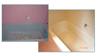 tub refinish testimonial