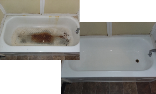Tub Refinishing & More